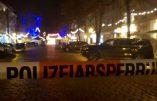 Engin explosif trouvé sur un Marché de Noël à Postdam