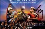 Musiques & Chœur de l'Armée française, du samedi 27 janvier 2018 au dimanche 08 avril 2018