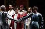 Richard II de Shakespeare interprété par… une femme!