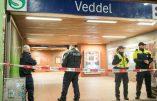 Attentat raté dans la gare de Veddel (Hambourg)