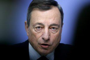 Les Jésuites louent Mario Draghi, le banquier européiste de la Goldman Sachs