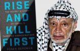 Quand Israël était prêt à bombarder des milliers de personnes dans un stade de Beyrouth ou abattre un avion avec l'ensemble de ses passagers dans le seul but d'éliminer Yasser Arafat