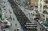 5.000 militants nationalistes défilent à Rome à l'appel de Casapound