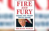 """""""Fire and Fury"""" révèle """"une guerre entre les Juifs et les non-Juifs"""" à la Maison Blanche"""