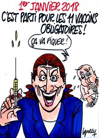 Ignace - C'est parti pour les vaccins !