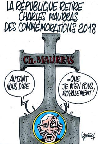 Ignace - Maurras ne sera pas commémoré