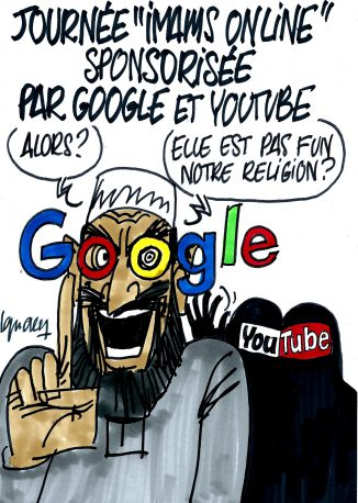 "Ignace - Google, Youtube et les ""Imams Online"""