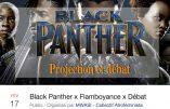 Ça se passe en France : projection cinématographique interdite aux Blancs…