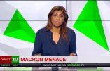 """Emmanuel Macron en guerre contre les médias """"alternatifs"""" – RT France lui répond"""