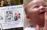 L'enfant Alfie Evans débranché: le juge justifie sa sentence de mort en citant le pape François