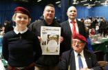 Roger Holeindre et le Cercle National des Combattants seront à la 3e Fête du Pays Réel le 30 mars 2019