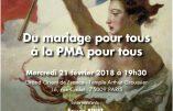 """Après le """"mariage"""" homosexuel, la franc-maçonnerie veut la PMA"""