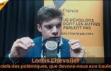 L'historien Lorris Chevalier dédicacera à la 3e Fête du Pays Réel le 30 mars 2019
