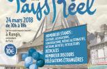 Fête du Pays Réel : le programme pour le 24 mars 2018