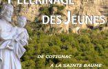 14 & 15 avril 2018 – Pèlerinage des jeunes de Cotignac à la Sainte Baume