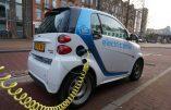 Un monde de voitures électriques