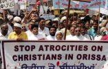 Nouvelles violences antichrétiennes en Inde