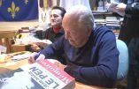 Jean-Marie Le Pen se verrait bien reprendre le nom du Front National, Marine s'y oppose