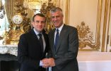 Les amitiés d'Emmanuel Macron et Alain Juppé avec Hashim Thaçi, accusé de trafic d'organes