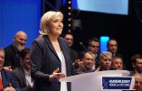 Le Front National se convertit en Rassemblement National