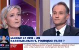 Méthode Coué – Marine Le Pen affirme diriger un parti de gouvernement