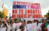 Le Panama manifeste contre l'idéologie du genre