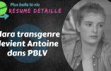 """Propagande transgenre dans la série """"Plus belle la vie"""""""