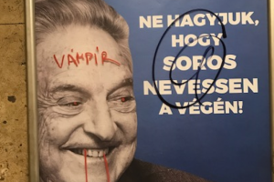 Viktor Orban décrit George Soros