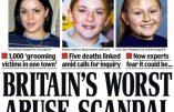 Nouveau scandale de viols racistes en Grande-Bretagne