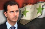 Bashar al Assad: «les raids occidentaux démontrent l'échec de l'Occident»