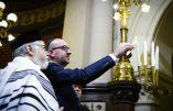 Le Premier ministre belge à la synagogue pour les 70 ans d'Israël : un discours façon Manuel Valls