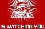 Le monde orwellien en marche forcée…