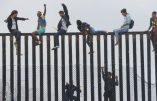 Nouvelles vagues d'immigrés à la frontière mexicaine des Etats-Unis