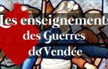 Les enseignements des Guerres de Vendée