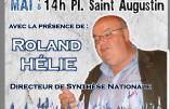 Le 13 mai 2018, retrouvez Roland Hélie (Synthèse Nationale) à l'hommage à sainte Jeanne d'Arc