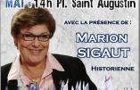 Le 13 mai 2018, retrouvez Marion Sigaut à l'hommage à sainte Jeanne d'Arc