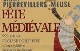 10 juin 2018 – Fête médiévale à Saint Pierrevillers (Meuse)