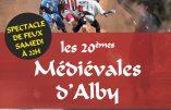 5 et 6 mai 2018 : Médiévales d'Alby