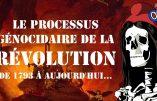 Le processus génocidaire de la révolution (Reynald Secher)
