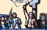16 juin 2018 – Journée du souvenir vendéen dans le Loroux