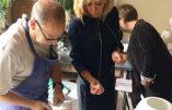 Le nouveau caprice de Brigitte Macron : un très coûteux changement de vaisselle à l'Elysée