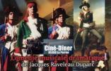 """29 juin 2018 à Le Perrier – Ciné-dîner """"Charette ou la Victoire des Vaincus"""""""