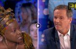 Joute verbale entre Dupont-Aignan et les guignols de Laurent Ruquier