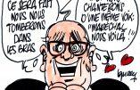 Ignace - Jean-Marie et Marine en voie de réconciliation