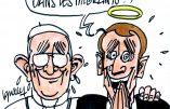 Ignace - François a raffermi Macron