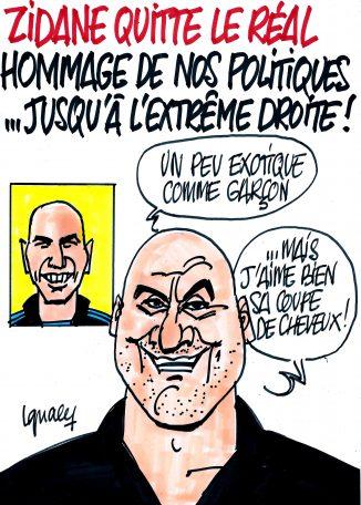 Ignace - Hommage à Zidane
