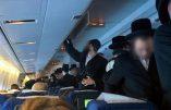Un avion israélien décolle avec 75 minutes de retard : des juifs ultra-orthodoxes refusaient d'être assis près de femmes