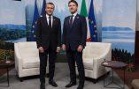 Immigration : Giuseppe Conte chez Macron avec deux propositions