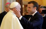 Le pape François et Emmanuel Macron unis contre «les populismes»