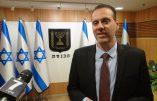 """Racialisme : un député israélien vante la suprématie de """"la race juive"""""""